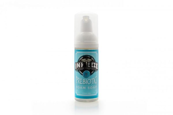Inkeeze Prebiotic Foam Soap. Choose Bohemian Medical for all your PPE needs.